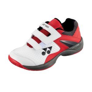 ヨネックス YONEX テニスシューズ ジュニア パワークッション ジュニア19 JR19 オムニ・クレーコート用 SHTJR19-114|sportsjapan