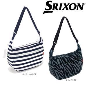 「2017新製品」SRIXON スリクソン 「LADIES' LINE ショルダーバッグ SPC-2761」テニスバッグ|sportsjapan