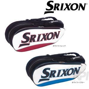 「2017新製品」SRIXON(スリクソン)「PRO LINE ラケットバッグ(ラケット8本収納可)SPC-2782」テニスバッグKPI+|sportsjapan