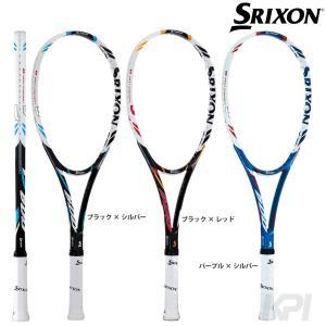 「2017モデル」SRIXON(スリクソン)「V 600 SR11602」ソフトテニスラケットKPI+ sportsjapan