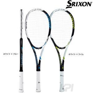 「2017モデル」「ガット張り上げ済」SRIXON(スリクソン)「F700 SR11603」ソフトテニスラケットKPI+|sportsjapan