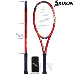 「ガット張り上げ済」SRIXON(スリクソン)「REVO CX 270(レヴォ CX 270) SR21507」ジュニアテニスラケットKPI+|sportsjapan