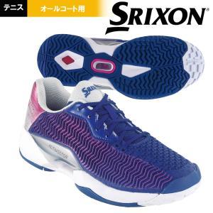 「ソックスプレゼント」スリクソン SRIXON テニスシューズ レディース ACTIVECTOR  アクティベクター  オールコート用 SRS1011-NP 2月中旬発売予定※予約|sportsjapan