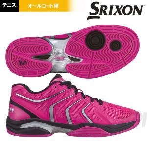 「2017モデル」SRIXON スリクソン 「PROSPIDER 2 ALL COURT for LADIES プロスパイダ―2 レディースオールコート  SRS160L」オールコート用テニスシューズ|sportsjapan