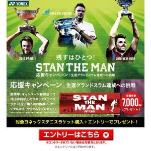 「ヨネックス」STAN THE MAN応援キャンペーン「スポーツタオル」プレゼントキャンペーンエントリー|sportsjapan