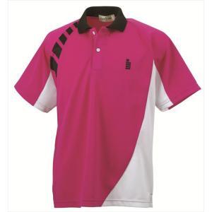 『即日出荷』GOSEN(ゴーセン)「ユニセックス ゲームシャツ T1302」テニスウェア「SS」 KPI+|sportsjapan