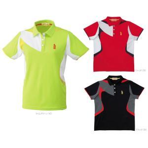 GOSEN ゴーセン 「レディースゲームシャツT1405」ウェア|sportsjapan