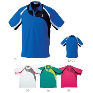 GOSEN ゴーセン 「UNIゲームシャツT1410」ウェア「SS」|sportsjapan