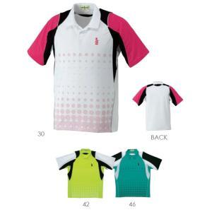 GOSEN ゴーセン 「UNIゲームシャツT1412」ウェア「SS」|sportsjapan