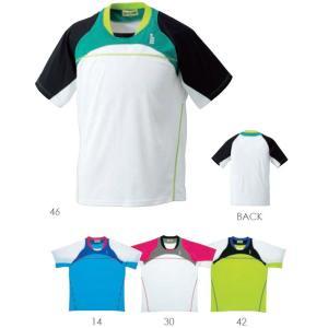 GOSEN ゴーセン 「UNIゲームシャツT1414」ウェア「SS」|sportsjapan