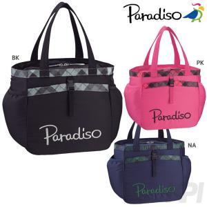 PARADISO(パラディーゾ)「チェックシリーズ コートバッグ TAA563」テニスバッグKPI+|sportsjapan