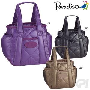 PARADISO(パラディーゾ)「キルトシリーズ コートバッグ TAA573」テニスバッグKPI+|sportsjapan