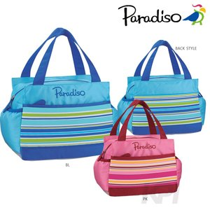 PARADISO パラディーゾ  「ボーダーシリーズ コートバッグ TAA662」テニスバッグ|sportsjapan