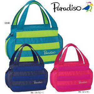 「2017新製品」PARADISO(パラディーゾ)「メッシュシリーズ コートバッグ TAA712」テニスバッグ KPI+|sportsjapan