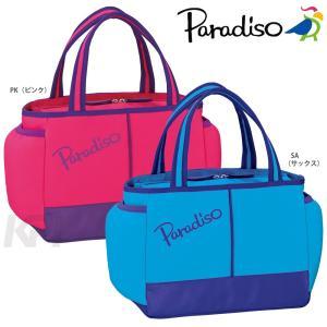 「2017新製品」PARADISO(パラディーゾ)「ソフトジャージシリーズ コートバッグ TAA732」テニスバッグ KPI+|sportsjapan