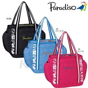 「2017新製品」PARADISO(パラディーゾ)「フラワーシリーズ コートバッグ TAA743」テニスバッグ KPI+|sportsjapan