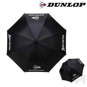 DUNLOP(ダンロップ)パラソル 傘 TAC-808 ブラックKPI+|sportsjapan