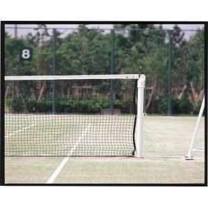 [送料お見積り]DUNLOP ダンロップ 「TC-510」硬式テニスネット 再生PET|sportsjapan