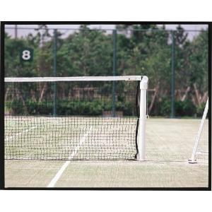 [送料お見積り]DUNLOP ダンロップ 「TC-511」硬式テニスネット 再生PET|sportsjapan
