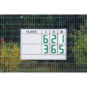 [送料お見積り]DUNLOP ダンロップ 「TC-513S」デジタル回転札1枚 sportsjapan