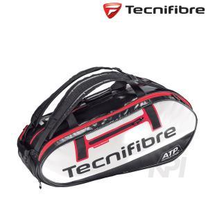 「2017モデル」Tecnifibre(テクニファイバー)「PRO ATP 10R(ラケット10本入) ラケットバッグ TFB062」テニスバッグKPI+|sportsjapan