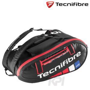 「2017新製品」Tecnifibre テクニファイバー 「TEAM ATP 9R チーム ATP 9R  TFB067」テニスバッグ|sportsjapan