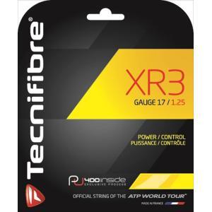 テクニファイバー Tecnifibre 硬式テニスストリング ガット 「XR3(エックスアール3) TFG910」|sportsjapan