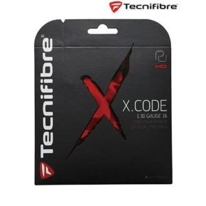 テクニファイバー Tecnifibre テニスガット・ストリング  X.CODE 1.30 TFGP20 『即日出荷』 sportsjapan