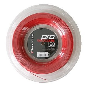 「即日出荷」Tecnifibre(テクニファイバー)「POLYESTER Range PRO REDCODE 120/125/130(プロ レッドコード)200mロール)」テニスストリングKPI+|sportsjapan
