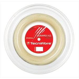 『即日出荷』「新パッケージ」Tecnifibre テクニファイバー 「DURAMIX HD デュラミックスHD  200mロール TFR701」硬式テニスストリング ガット|sportsjapan