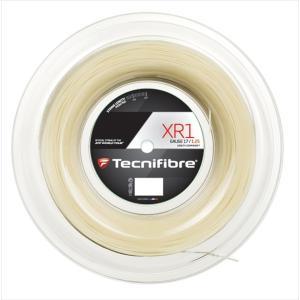 『即日出荷』「新パッケージ」Tecnifibre テクニファイバー 「XR1 エックスアール1  200mロール TFR912」硬式テニスストリング ガット|sportsjapan