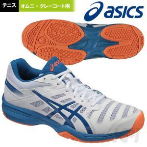 テニスシューズ アシックス メンズ ゲルソリューションスラム3OC TLL774-0149 オムニ・クレーコート用|sportsjapan