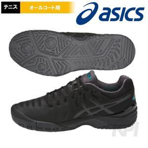 テニスシューズ アシックス GEL-RESOLUTION 7 ゲルレゾリューション TLL784-9095 オールコート用|sportsjapan