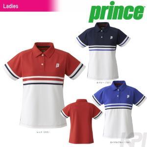 テニスウェア レディース プリンス Prince ゲームシャツ TML157T SS 2017新製品|sportsjapan