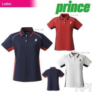 「2017新製品」Prince プリンス 「レディース ゲームシャツ TML159T」テニスウェア「2017SS」|sportsjapan
