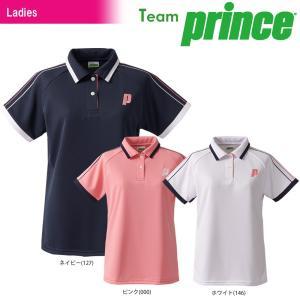 プリンス Prince テニスウェア レディース ゲームシャツ TML164T 2018SS 3月発売予定※予約|sportsjapan