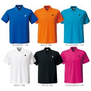 テニスウェア ユニセックス プリンス Prince TEAM WEAR ゲームシャツ TMU122T|sportsjapan