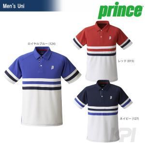「2017新製品」Prince プリンス 「Uni ゲームシャツ TMU154T」テニスウェア「2017SS」|sportsjapan