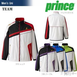 『即日出荷』 Prince プリンス 「UNI ウィンドジャケット TMU630T」テニスウェア「FW」KPI+|sportsjapan
