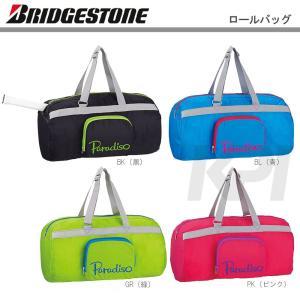 PARADISO(パラディーゾ) 「ロールバッグ TRA550」テニスバッグKPI+|sportsjapan