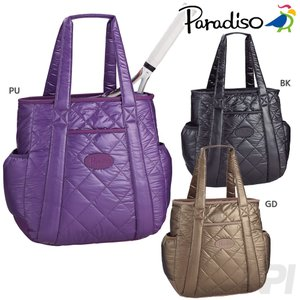 PARADISO(パラディーゾ)「キルトシリーズ トートバッグ TRA570」テニスバッグ|sportsjapan