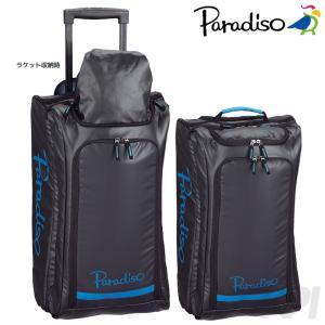 PARADISO パラディーゾ 「ブラックシリーズ キャリーバッグ TRA580」テニスバッグ|sportsjapan