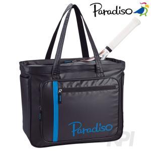 PARADISO パラディーゾ 「ブラックシリーズ トートバッグ TRA581」テニスバッグ|sportsjapan