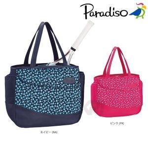 PARADISO(パラディーゾ)「レオパード レオパードトートバッグ TRA630」テニスバッグ|sportsjapan