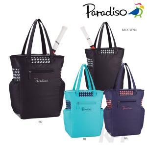 PARADISO パラディーゾ  「千鳥シリーズ トートバッグ TRA650」テニスバッグ|sportsjapan