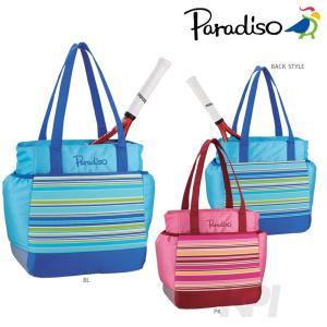 PARADISO パラディーゾ  「ボーダーシリーズ トートバッグ TRA660」テニスバッグ|sportsjapan
