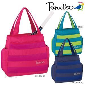 「2017新製品」PARADISO(パラディーゾ)「メッシュシリーズ トートバッグ TRA710」テニスバッグ KPI+|sportsjapan