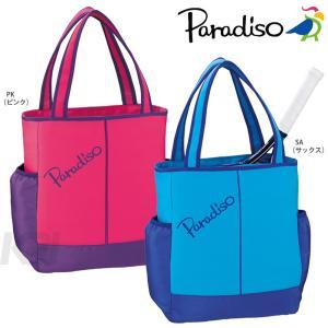「2017新製品」PARADISO(パラディーゾ)「ソフトジャージシリーズ トートバッグ TRA730」テニスバッグ KPI+|sportsjapan