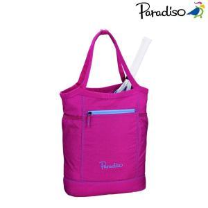 パラディーゾ PARADISO テニスバッグ・ケース  18AWデニムトートバッグ TRA870|sportsjapan