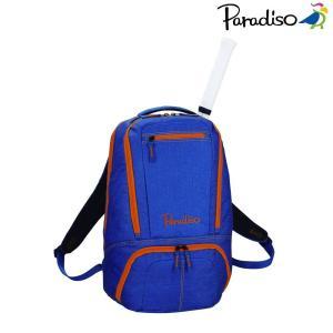 パラディーゾ PARADISO テニスバッグ・ケース  18AWデニムバックパック TRA871|sportsjapan